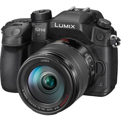 Panasonic Lumix DMC-GH4 Kit 14-140mm