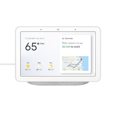 Google Home Hub Assistant (Chalk)