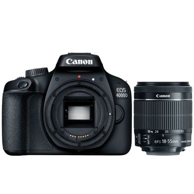 Canon EOS 4000D Kit 18-55mm IS STM