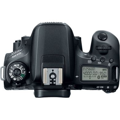 Canon EOS 77D Kit 18-55mm IS STM