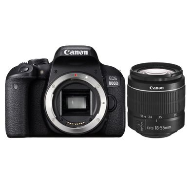 Canon EOS 800D Kit 18-55mm DC III