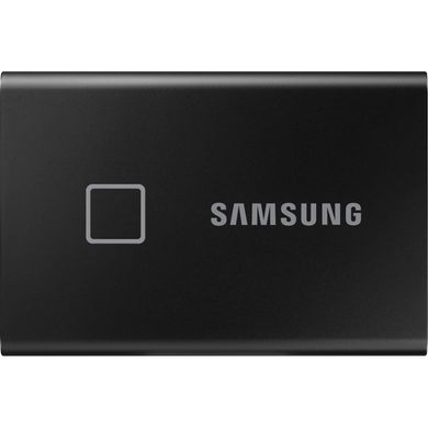 Samsung T7 Touch Portable SSD 1TB (Black)