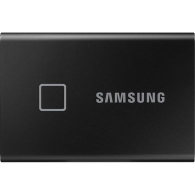 Samsung T7 Touch Portable SSD 2TB (Black)