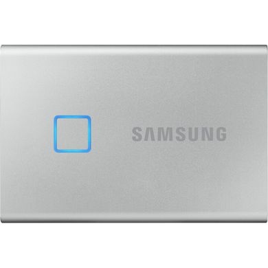 Samsung T7 Touch Portable SSD 2TB (Silver)