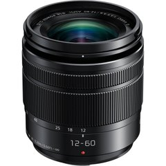 Panasonic Lumix G Vario 12-60mm f/3.5-5.6 ASPH. POWER O.I.S. (H-FS12060E)