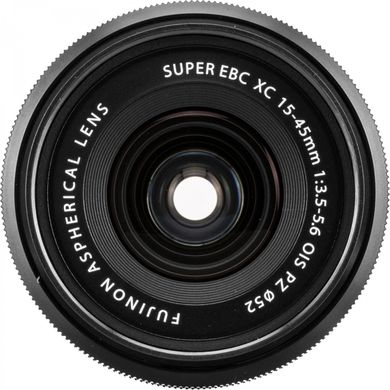 Fujifilm XC 15-45mm f/3.5-5.6 OIS PZ (Black)