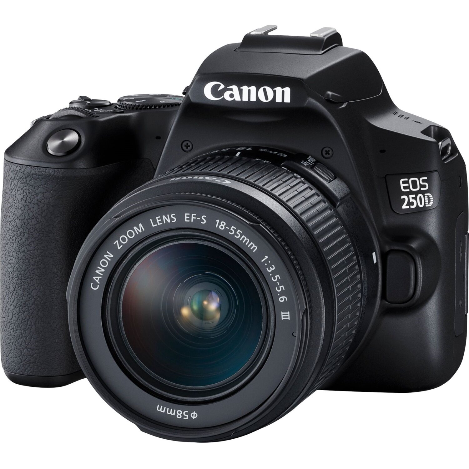 Canon EOS 250D Kit 18-55mm DC III