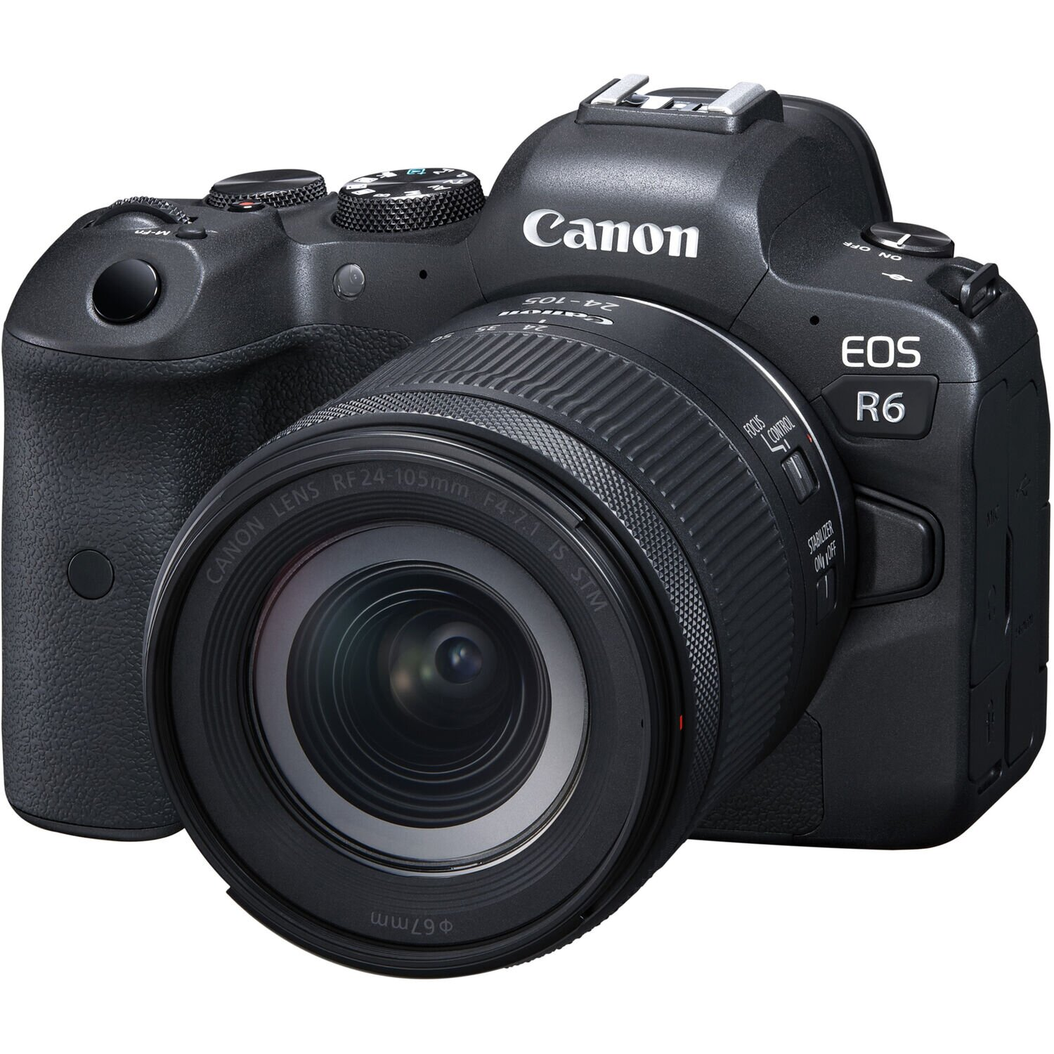 Canon EOS R6 Kit 24-105mm IS STM